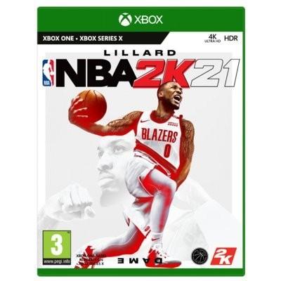 NBA 2K21 Gra xbox one CENEGA
