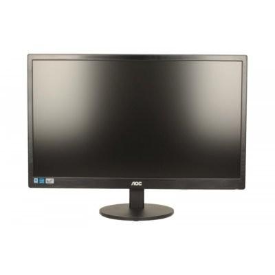 AOC Monitor 21.5 e2270Swn  LED Czarny - 3 LATA GWARANCJI