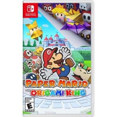 Paper Mario: Origami King Gra NINTENDO SWITCH