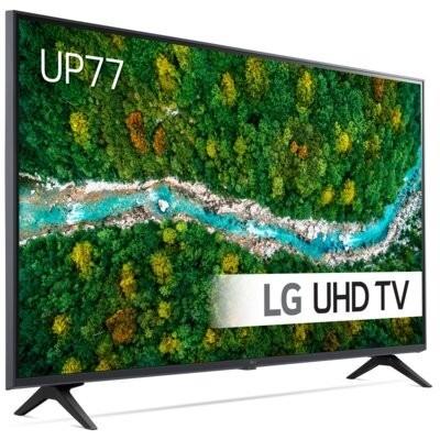 "Telewizor LG 50UP77003LB 50"" LED 4K WebOS Nowość 2021"