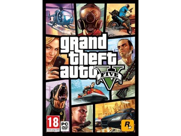 ROCKSTAR GAMES Grand Theft Auto V PC