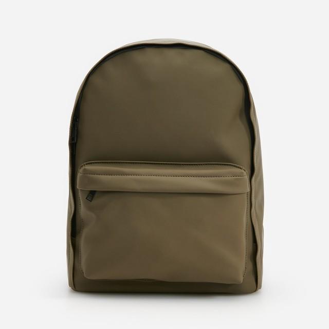 Reserved - Plecak z kieszonką - Khaki