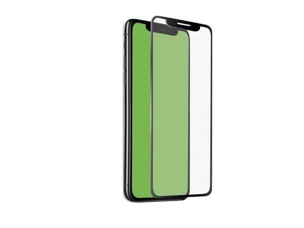 Szkło do iPhone XS MAX/11 Pro Max 4D czarne