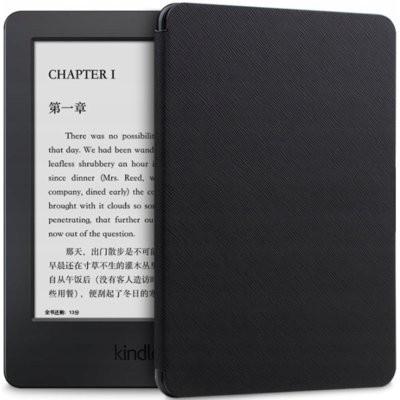 Etui na Kindle Paperwhite 4TECH-PROTECTSmartCasePro Czarny