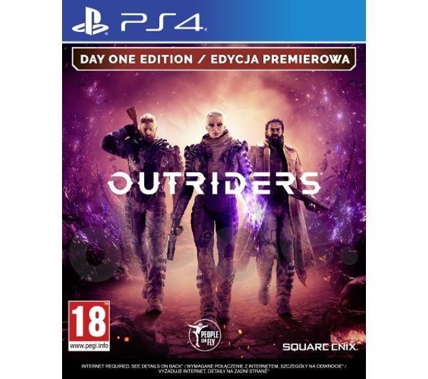 Outriders - Edycja Premierowa PS4 / PS5