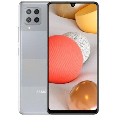 Smartfon SAMSUNG Galaxy A42 5G 4/128GB Szary SM-A426 + Zabezpieczenie ekranu