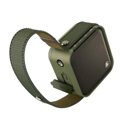Głośnik mobilny HAMA Soldier-S Zielony