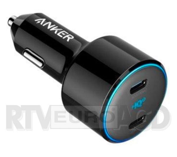 Anker PowerDrive+ III (czarny)