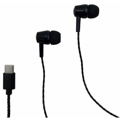 Słuchawki dokanałowe MEDIA-TECH MagicSound MT3600 Czarny