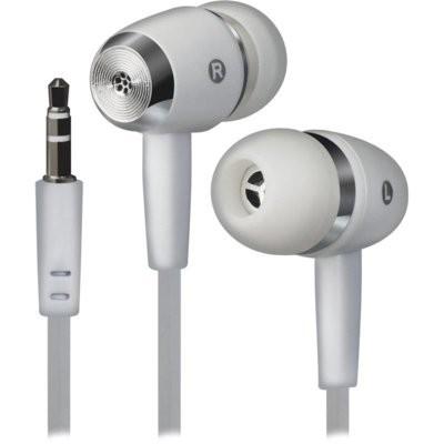 Słuchawki dokanałowe DEFENDER Basic 620 Biały
