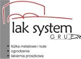 Logo firmy Lakiernia Proszkowa Lak System - malowanie proszkowe Złotoryja Legnica