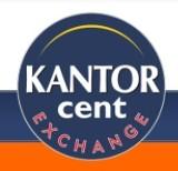 Logo firmy KANTOR CENT