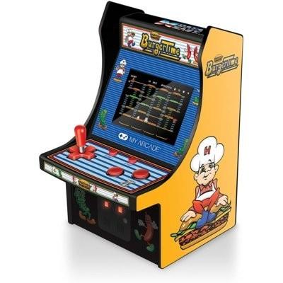 Konsola MY ARCADE Collectible Retro Burgertime Micro Player