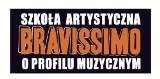 Logo firmy Szkoła Artystyczna Bravissimo