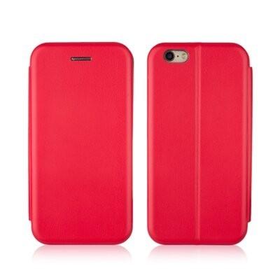 Etui BOOK MAGNETIC do Apple iPhone 7/8/SE 2020 Czerwony