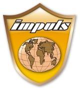 Logo firmy Centrum Języków Obcych IMPULS