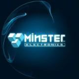 Logo firmy Wszechstronny Serwis RTV Komputery Foto MINSTER Electronics