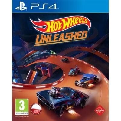 Hot Wheels Unleashed Gra playstation 4 KOCH MEDIA