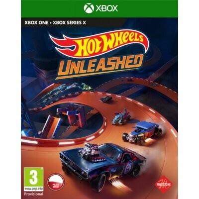 Hot Wheels Unleashed Gra xbox one KOCH MEDIA