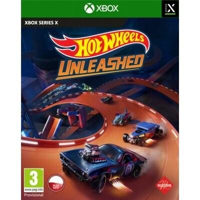 Hot Wheels Unleashed Gra Xbox Series KOCH MEDIA