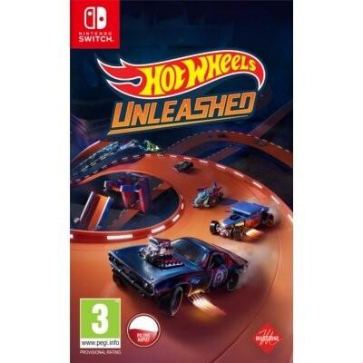 Hot Wheels Unleashed Gra Nintendo Switch KOCH MEDIA