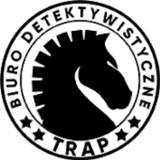 Logo firmy Biuro Detektywistyczne TRAP