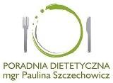 Logo firmy Poradnia Dietetyczna Paulina Szczechowicz