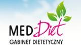 Logo firmy DIETETYK GABINET MED-DIET