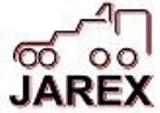 Logo firmy PUH JAREX  Jarosław Frąckowiak