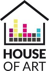 Logo firmy House of Art