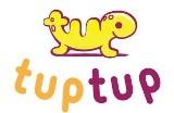 Logo firmy Klub Malucha Tup-Tup
