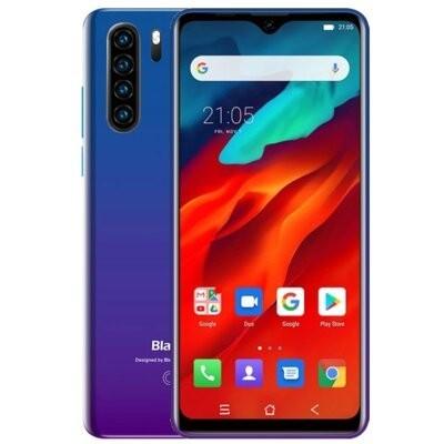 Smartfon BLACKVIEW A80 Plus 4/64GB Niebieski