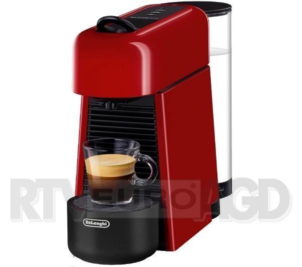 DeLonghi Nespresso Essenza Plus EN200.R (czerwony)