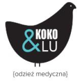 Logo firmy KOKOLU - modna odzież medyczna