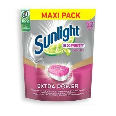 Tabletki do zmywarki SUNLIGHT Expert Extra Power 52 szt.