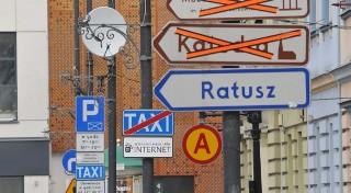 Jak dobrze znasz bydgoskie ulice? Mógłbyś jeździć taksówką?