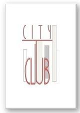 Logo firmy CITY CLUB Restauracja & Kręgielnia