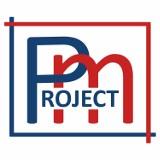 Logo firmy PM PROJECT Milena Ptaszyńska