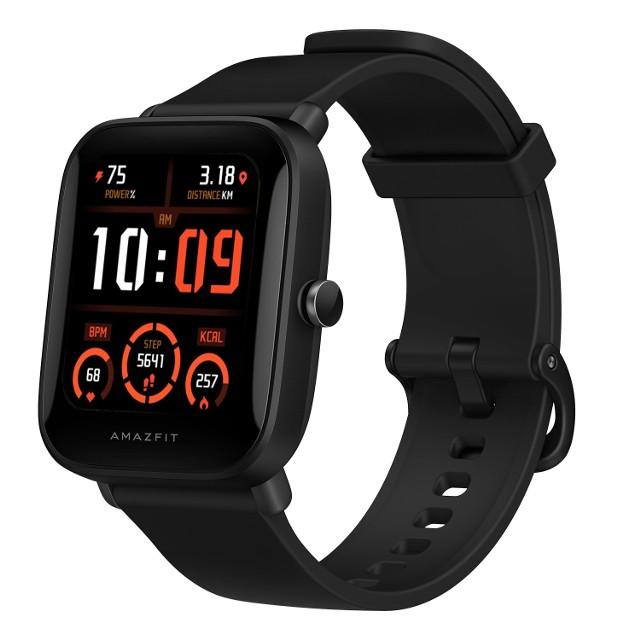 Smartwatch Huami Amazfit Bip U PRO Black - W2008OV1N- Zamów do 16:00, wysyłka kurierem tego samego dnia!