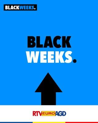 Black Friday 2019 w RTV EURO AGD. Odkryj najlepsze promocje