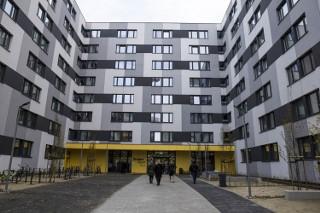 To nie nowe osiedle. W stolicy otwarto luksusowy akademik. Miejsc brak