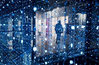 W Warszawie otwarto Muzeum Kosmosu. Magia wylewa się z tego miejsca