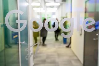 Biuro Google w Warszawie. W takich warunkach nie pracuje nikt inny