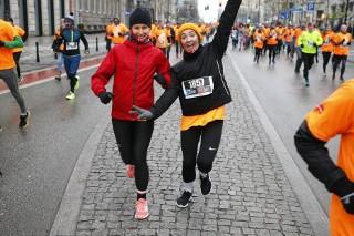 Bieg WOŚP Policz się z cukrzycą 2019 w Warszawie