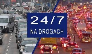 Raport drogowy w Małopolsce - informacje o sytuacji na trasie