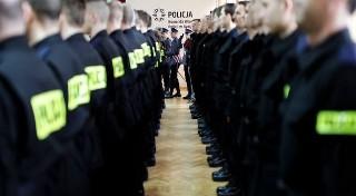 Czy dostałbyś się do policji? Prawdziwe pytania z testu MultiSelect