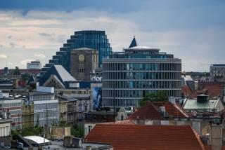 Znasz Poznań? Zgadnij, który budynek usunęliśmy!