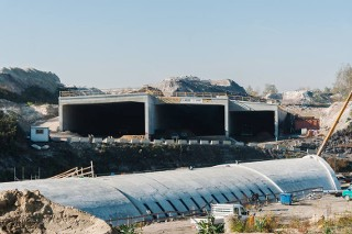 Trasa Łagiewnicka: powstaje podziemna droga. Dwa kilometry tuneli