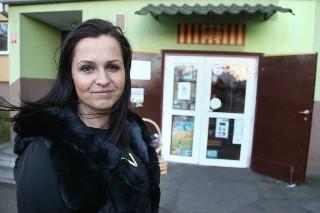 Pani Kasia sprzedaje Słodką Dziurkę. Chce spróbować czegoś innego