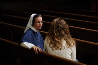 Rzuć korporację - wybierz klasztor! Czy nadajesz się na zakonnicę?